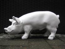 Sparschwein Rohling mittel