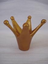 goldene Krone 7cm