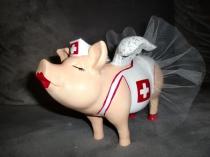 Kaffekasse: Sparschwein für die Arztpraxis