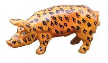 Sparschwein Leopard