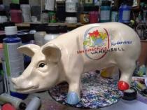 Sparschwein für den Förderverein