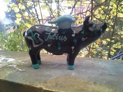 Sparschwein für Julius