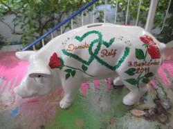 Mini- Sparschweine
