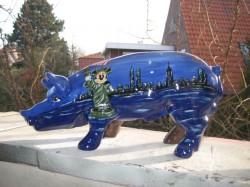 Mittlere Sparschweine